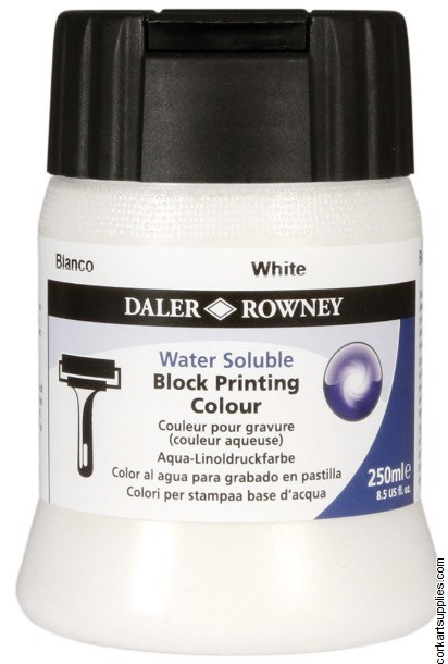Printing Ink 250ml DR White