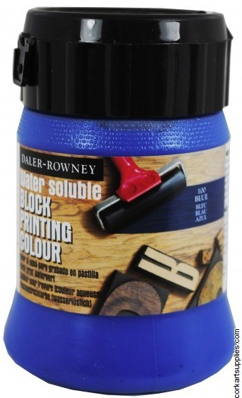 Printing Ink 250ml DR Blue