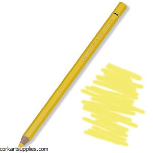 Albrecht Durer Pencil - 108 Dark Cadmium Yellow