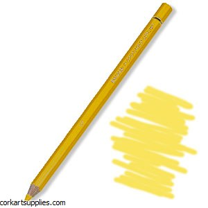Albrecht Durer Pencil - 109 Dark Chrome Yellow