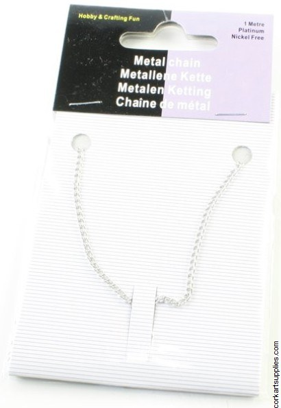 Chain Silver 2mm Metre Length