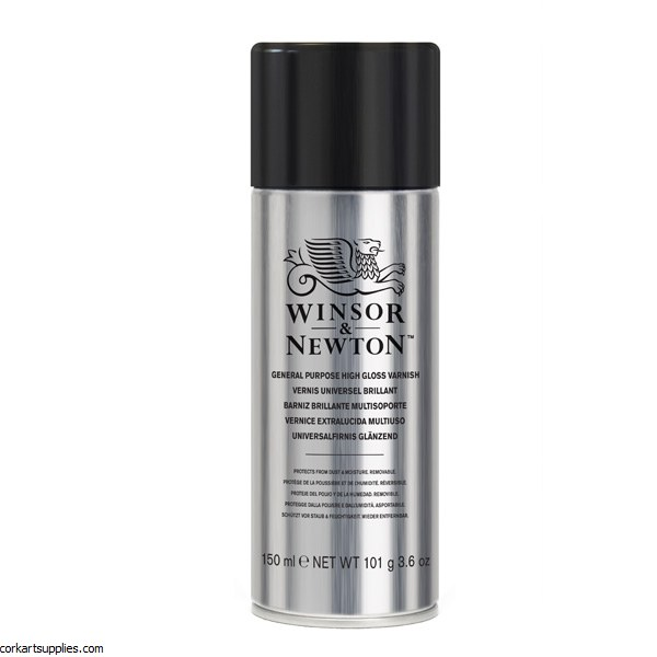 Aerosol 150ml Varn Gloss High