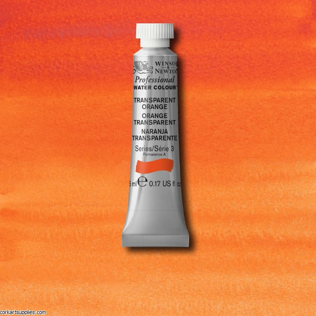AWC 5ml Transparent Orange S.3