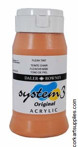 System 3 500ml Flesh Tint