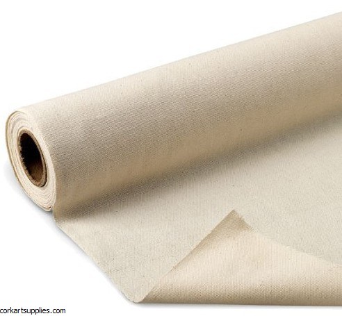 Canvas Roll Unprimed 8oz 82½