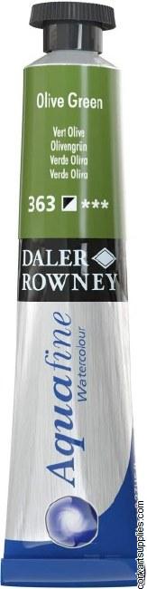 Aquafine 8ml Olive Green