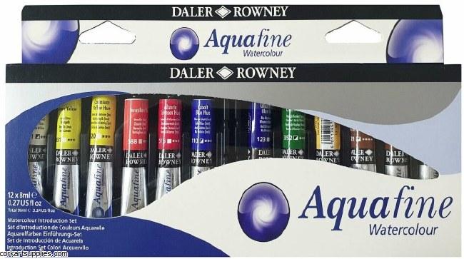 Aquafine Set Intro 8ml 12pk
