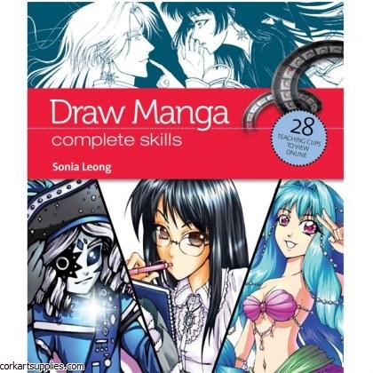 Book Manga Complete Skills