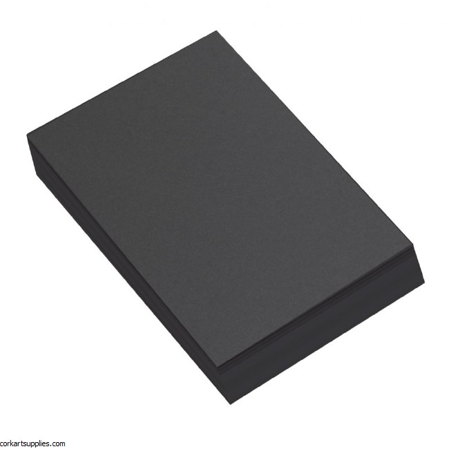 Sugar Paper Black A2 250 Pack