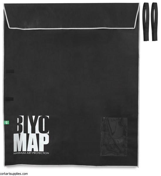 Portfolio BiyoMap Wallet A0+
