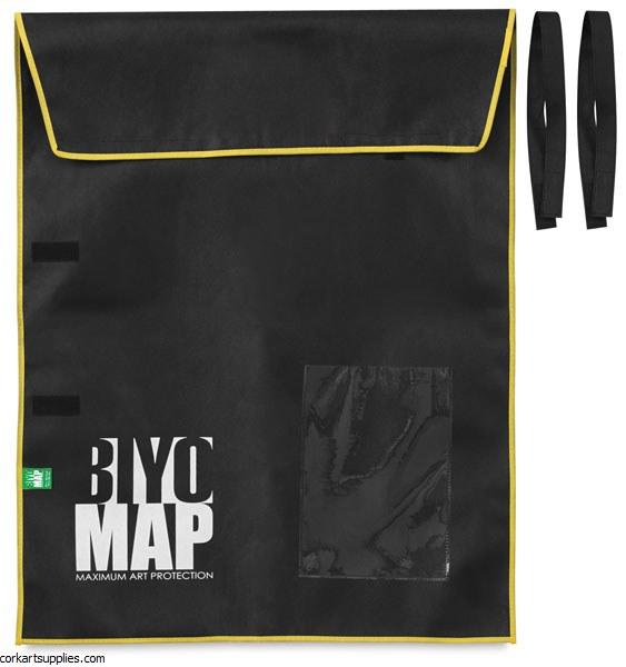 Portfolio BiyoMap Wallet A1+