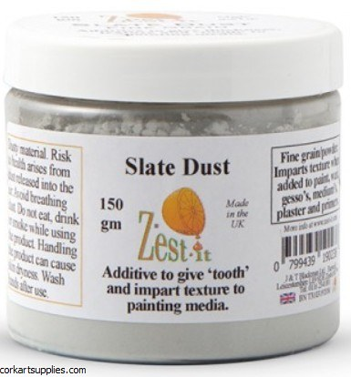Zest It Dust Slate 150gm