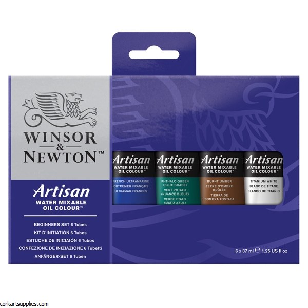 Artisan Oil Beginners Set 6x37ml