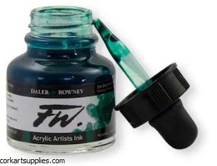 Fw Ink 29.5ml Dark Green