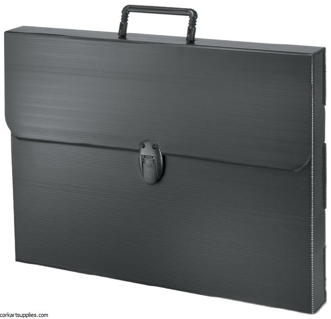 Portfolio Studio Case Black A1