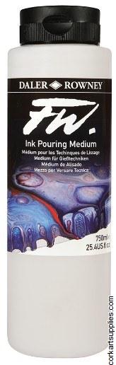Fw Ink 750ml Pouring Medium