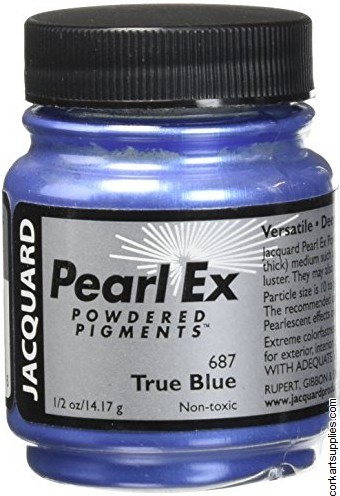 Pearl Ex Pigment 14g True Blue