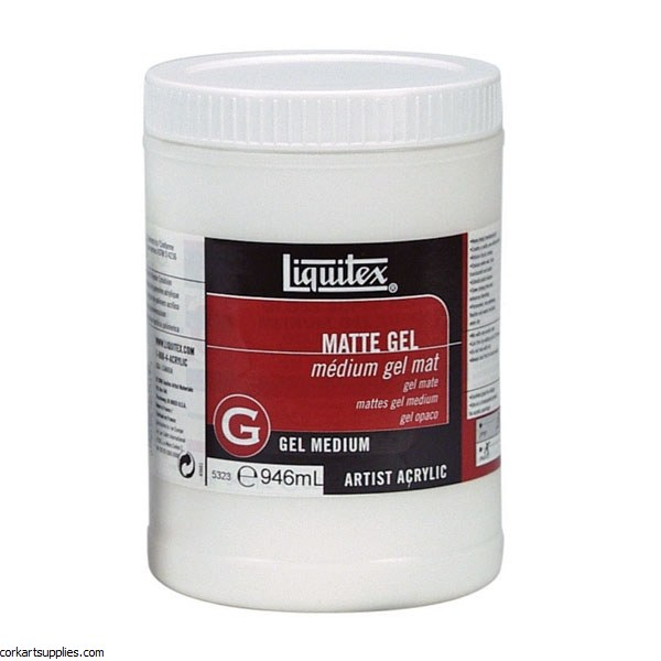 Liquitex Matt Gel Med 946ml