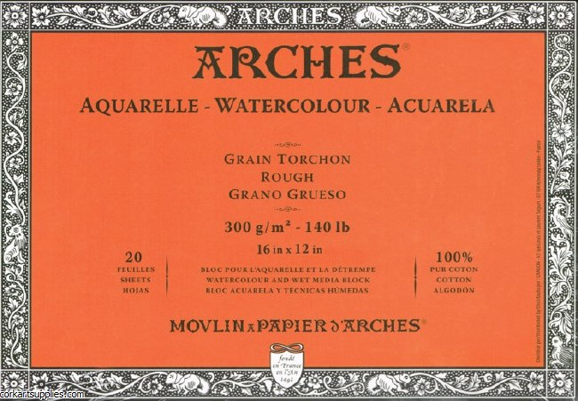 Arches Block 12x16