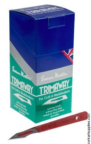 Knife Trimaway Scalpel 50 Pack