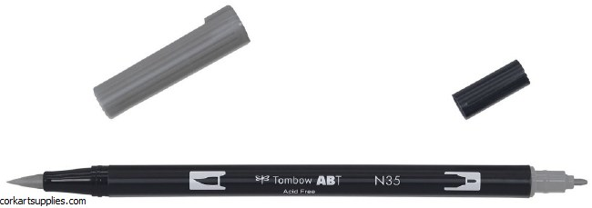 Tombow Brush Pen Cool Grey 12