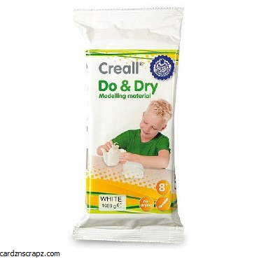 Creall Do & Dry White Clay 1kg