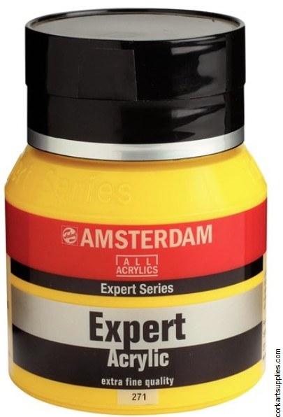 Amsterdam Expert Acrylic 400ml Cad Yel Med