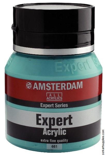 Amsterdam Expert Acrylic 400ml Turquoise Green