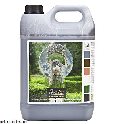 Powertex 5 Litre Black