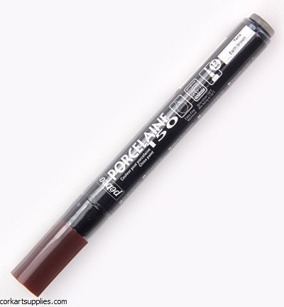Porcelain 150 Pen 1.2mm Brown