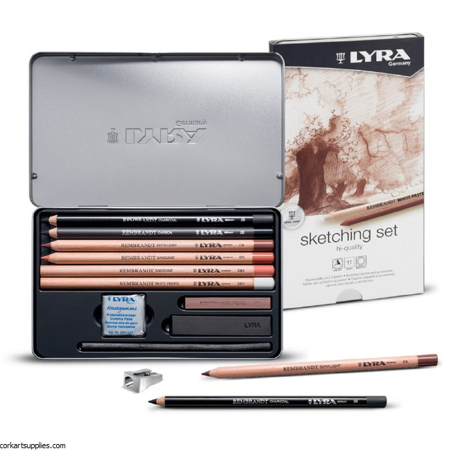 Lyra Sketching Set 11pk