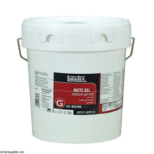 Liquitex Matt Gel Med 1 Gallon