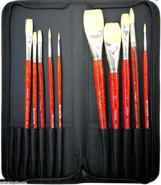 Georgian Brush Collection 10pk