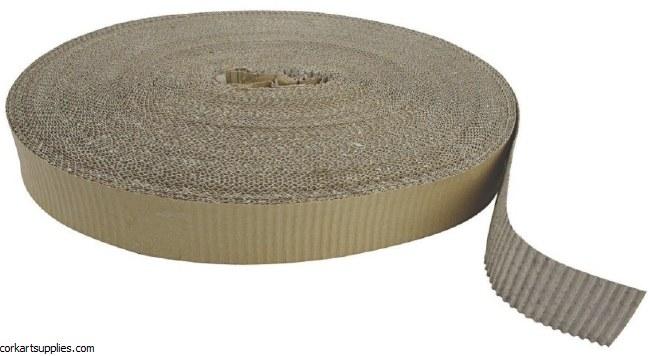 Corrugated Roll Kraft 55mmx70m