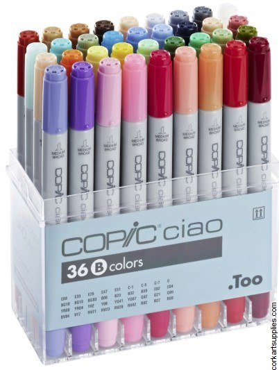 Copic Ciao 36pk Set B^