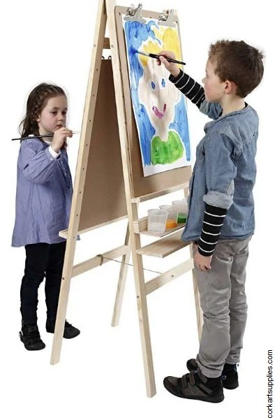 Easel Junior Double Sided^