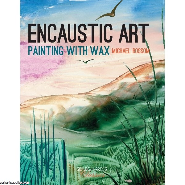 Book Encaustic Paint With Wax