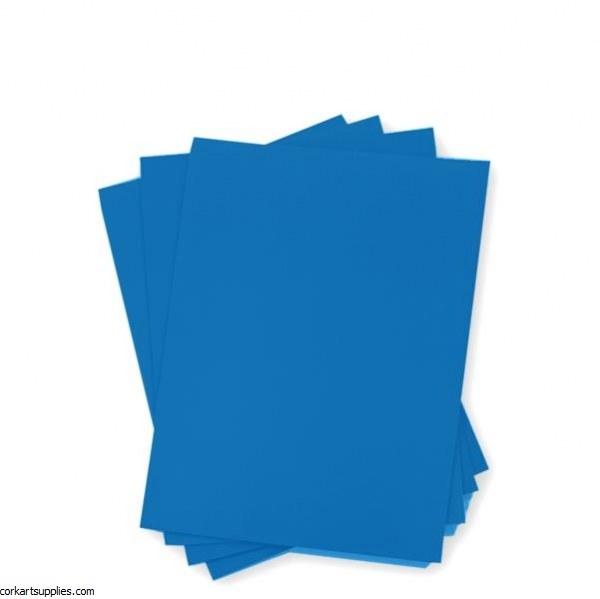 "Lino Block 06x08"" Soft Blue"