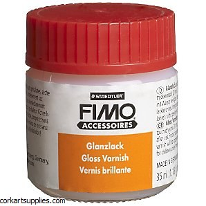 Fimo Gloss Varnish Waterbased 35ml