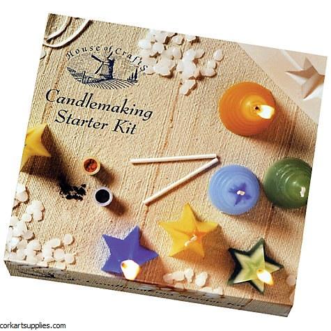 Craft Kit Candlemaking Start