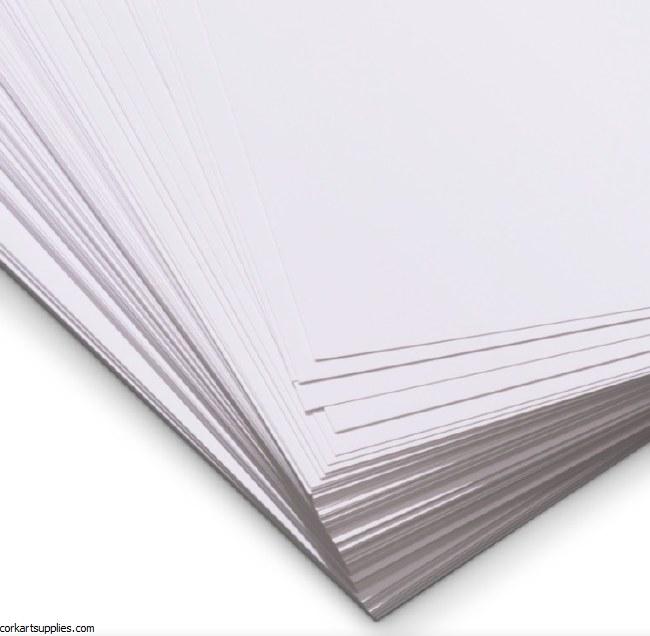 Encaustic Card A4 50pk