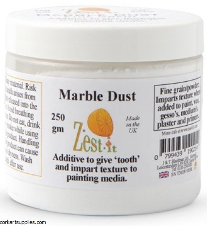 Zest It Dust Marble 250gm