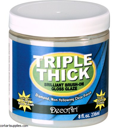 DecoArt Triple Gloss Glaze 236ml