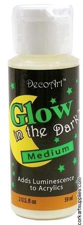 Glow In the Dark Paint 59ml