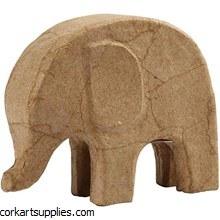 Papier Mache Elephant Cute