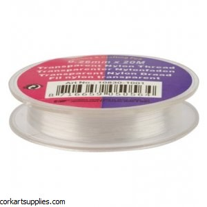 Nylon Thread .26mm x 20m