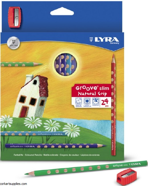 Lyra Groove Slim 24pk