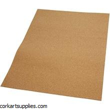 Cork Sheet 2mm 35 X45cm