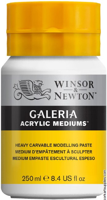 Galeria 250ml Carvable Heavy Modelling Paste