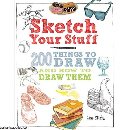 Book Sketch Your Stuff